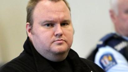 Kim Dotcom. (AFP Photo/ Michael Bradley)
