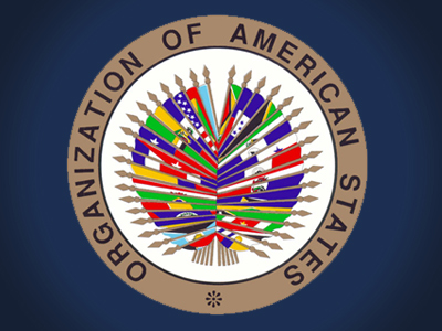The Organization of American States logo