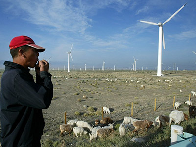 Chinaphobia: Obama blocks Chinese wind farm over nearby drone base, citing 'national security'