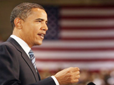 Obama drawing closer to White House