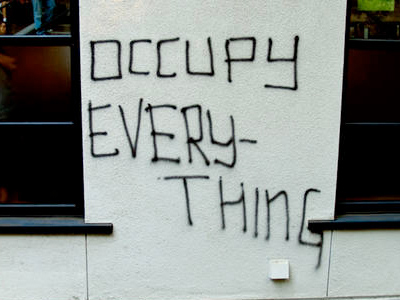 Occupy: Online buzzword of the year