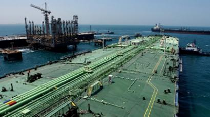 Ras Tanura terminal (Photo from http://www.saudiaramco.com)