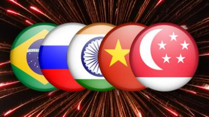 BRICS is an emerging global power