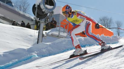 Alpine European Cup training in full swing in Sochi