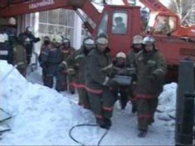 One dies, one rescued after foodstore collapse in Nizhniy Novgorod