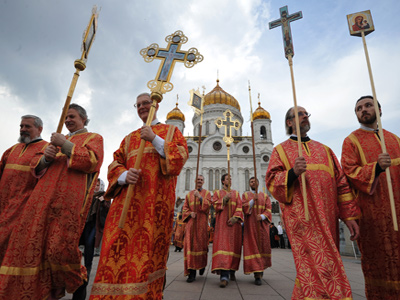 Russian Orthodox Church asks authorities to show mercy on Pussy Riot