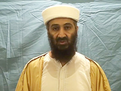 Osama Bin Laden (AFP Photo / HO / DoD)