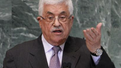 President of the Palestinian Authority Mahmoud Abbas (Reuters/Lucas Jackson)