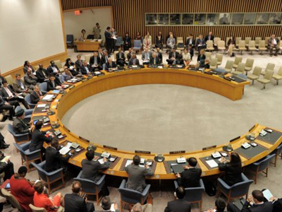 Israel vs. Palestine in UN SC tug-of-war