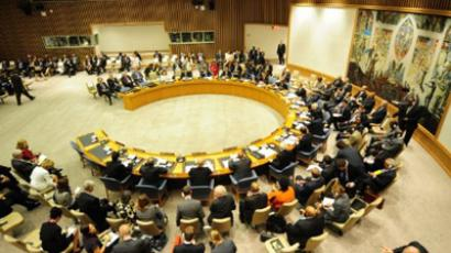 UN Security Council (AFP Photo / Emmanuel Dunand)