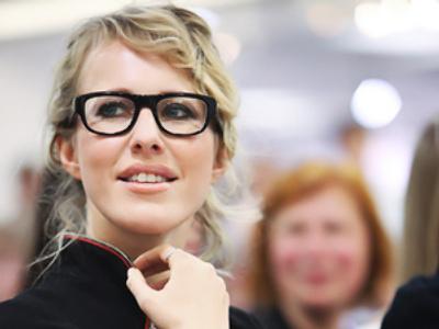 Ksenia Sobchak (RIA Novosti)
