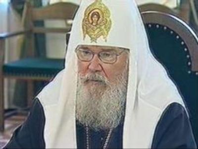Patriarch Aleksy II criticises the Vatican