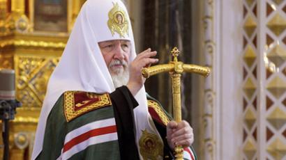 Patriarch Kirill of Moscow and All Russia (RIA Novosti / Vitaly Belousov)