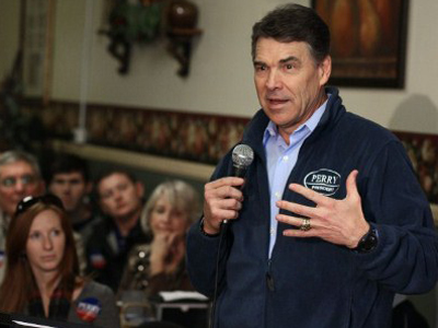 Rick Perry (Mark Wilson / Getty Images / AFP)