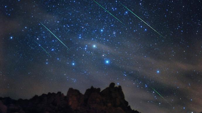 It U2019s Raining Meteors  Perseids Make Annual Appearance  U2014 Rt