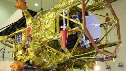 Shady side of Earth: Western trace in space probe's failure?
