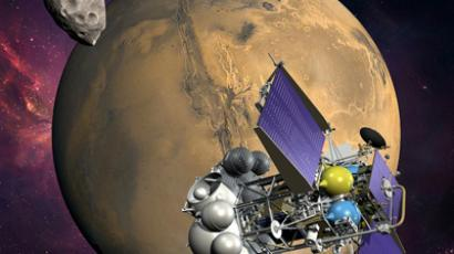 Martian curse on Russian space exploration
