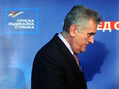 Tomislav Nikolic.(AFP Photo / Alexa Stankovic)