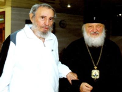 Photo shows ailing Castro