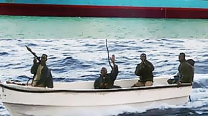 Somali pirates' first catch of the year