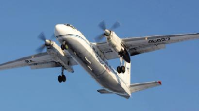 """Miracle"" saves passengers on crashed Antonov jet"