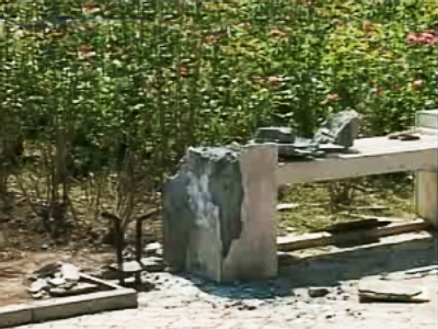 Playground blast rocks Grozny