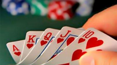 Russian poker ban turns out to be a bluff