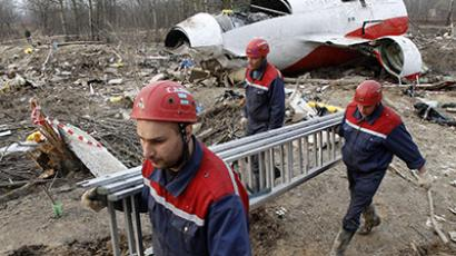 Poland mourns Smolensk presidential plane crash victims