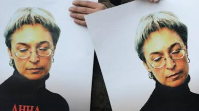 New charges in Politkovskaya slaying