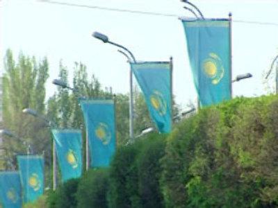 Polls open in Kazakhstan