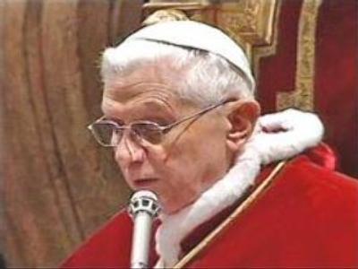 Pope Benedict XVI in Latin America