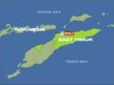 Presidential election to test democracy in East Timor