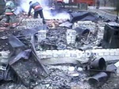 Priest and his family killed in an arson attack