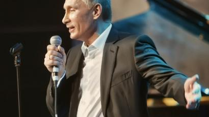 Singing Putin hits electronic music scene