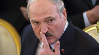 'I'd rather be a dictator than gay': Lukashenko to German FM
