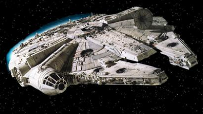 """Millennium Falcon"" from ""Star Wars"""