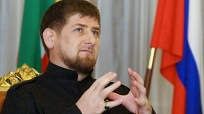 New face of Chechen capital