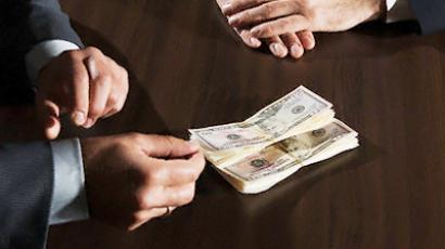 A new survey has found that corruption is only a relatively minor concern in the Russian business community.