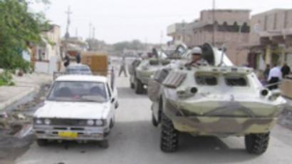US convoy rams Russian diplomats off road in Baghdad