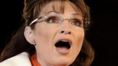 Sarah Palin (AFP Photo / Jeff Swensen)