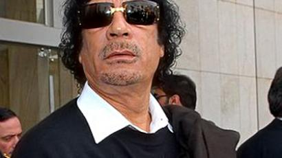 Hometown ablaze, but Gaddafi may have left country