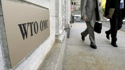 'Russia may become WTO member in weeks'