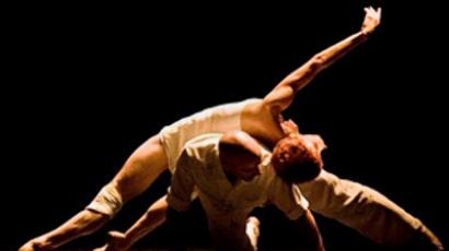 Sylvie Guillem and Russel Maliphant in Push