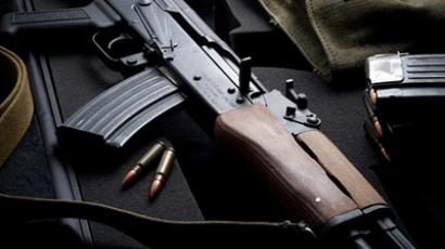 Four employees fired in Kalashnikov firewood case