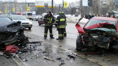 Deadly accident involving Lukoil official's driver