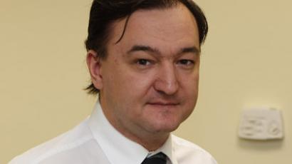 Russian lawyer Sergey Magnitsky (AFP Photo/HO/Hermitage Capital Management)