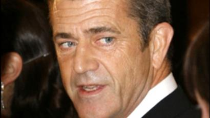 Hollywood actor Mel Gibson (AFP Photo / Peter Muhly)