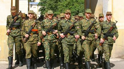 Russian army now hiring - foreigners welcome