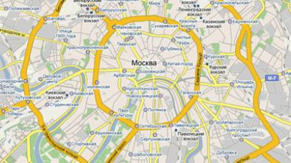 Moscow extends its borders