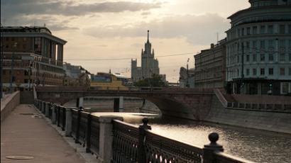 Moscow (photo by Yuri Degtyarev)